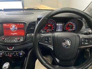 2013 Holden Ute VF SV6 White 6 Speed Automatic Utility