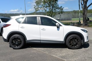 2014 Mazda CX-5 KE1071 MY14 Maxx SKYACTIV-MT White 6 Speed Manual Wagon
