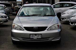 2004 Toyota Camry ACV36R Altise Silver 4 Speed Automatic Sedan.