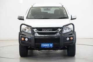 2015 Isuzu MU-X MY15 LS-T Rev-Tronic White 5 Speed Sports Automatic Wagon.