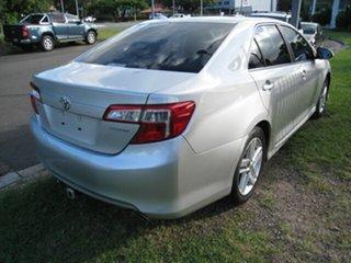 2012 Toyota Camry ASV50R Atara S Silver 6 Speed Automatic Sedan