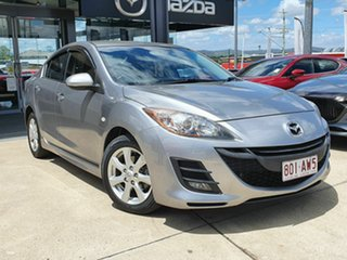 2009 Mazda 3 Grey 6 Speed Automatic Sedan.