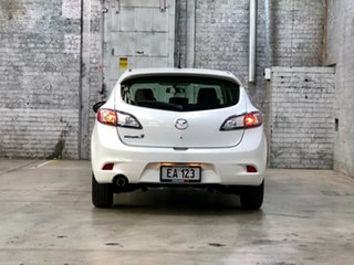 2012 Mazda 3 BL10F2 Neo Activematic White 5 Speed Sports Automatic Hatchback