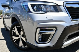 2020 Subaru Forester S5 MY20 2.5i-S CVT AWD Ice Silver 7 Speed Constant Variable Wagon.