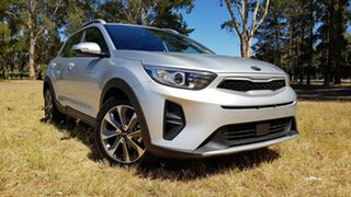 2020 Kia Stonic YB MY21 Sport FWD Silky Silver 6 Speed 6AT Wagon.