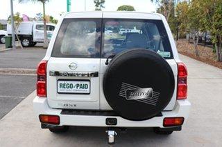 2016 Nissan Patrol Y61 GU 10 ST Pearl Black 5 speed Manual Wagon