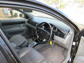 2004 Daewoo Lacetti J200 Black 4 Speed Automatic Sedan