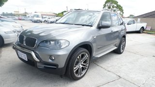 2009 BMW X5 E70 MY09 xDrive30i Steptronic Grey 6 Speed Sports Automatic Wagon.