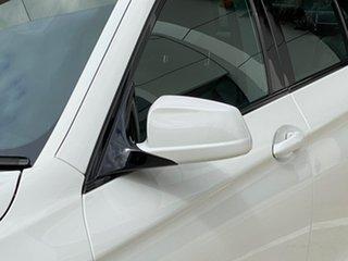 2012 BMW 5 Series F10 MY0911 520i Steptronic White 8 Speed Sports Automatic Sedan