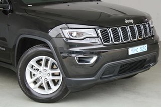 2016 Jeep Grand Cherokee WK MY17 Laredo 4x2 Black 8 Speed Sports Automatic Wagon.