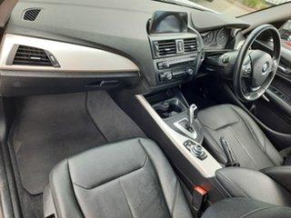 2014 BMW 1 Series F20 MY0314 116i Steptronic White 8 Speed Sports Automatic Hatchback