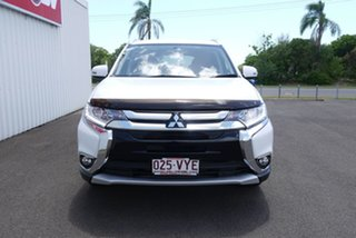 2015 Mitsubishi Outlander ZK MY16 LS 2WD 6 Speed Constant Variable Wagon
