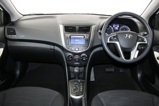 2015 Hyundai Accent RB2 MY15 Active 4 Speed Sports Automatic Hatchback
