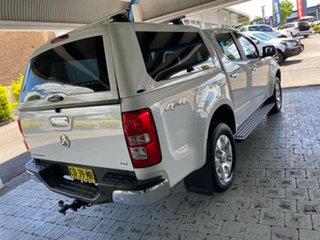 2015 Holden Colorado LTZ White Manual Dual Cab Utility