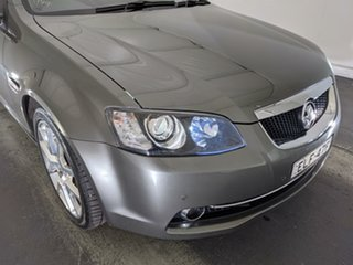 2011 Holden Calais VE II V Grey 6 Speed Sports Automatic Sedan