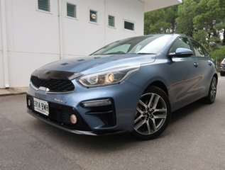 2018 Kia Cerato BD MY19 Sport Blue 6 Speed Sports Automatic Hatchback