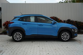 2019 Hyundai Kona OS.2 MY19 Go 2WD Blue 6 Speed Sports Automatic Wagon.