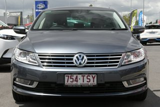 2013 Volkswagen CC Type 3CC MY13.5 V6 FSI DSG 4MOTION Grey 6 Speed Sports Automatic Dual Clutch