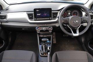 2020 Kia Stonic YB MY21 Sport Sporty Blue 6 Speed Steptronic Wagon