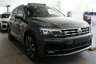 2020 Volkswagen Tiguan 162TSI Highline DSG 4MOTION Allspace Grey 7 Speed.