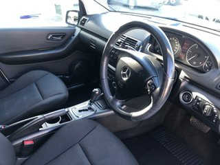 2008 Mercedes-Benz A-Class W169 MY09 A180 CDI Classic Silver 7 Speed Constant Variable Hatchback