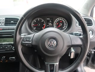 2010 Volkswagen Polo 6R 66TDI Comfortline 5 Speed Manual Hatchback