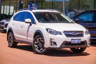 2016 Subaru XV G4X MY17 2.0i Lineartronic AWD White 6 Speed Constant Variable Wagon.