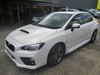 2017 Subaru WRX V1 MY17 Premium Lineartronic AWD White 8 Speed Constant Variable Sedan.