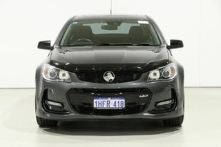2017 Holden Commodore VF II MY17 SS-V Redline Son of a Gun Grey 6 Speed Automatic Sedan.