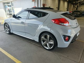 2014 Hyundai Veloster FS3 SR Coupe Turbo Battleship 6 Speed Sports Automatic Hatchback