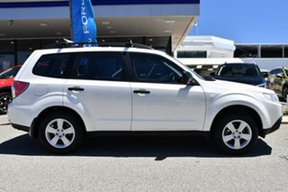 2011 Subaru Forester S3 MY11 XS AWD Satin White Pearl 5 Speed Manual Wagon