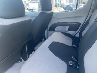 2013 Mitsubishi Triton MN MY13 GLX Double Cab 4x2 White 5 Speed Manual Utility