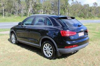 2015 Audi Q3 8U MY14 TFSI S Tronic Black 6 Speed Sports Automatic Dual Clutch Wagon