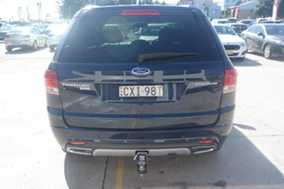 2014 Ford Territory SZ Titanium Seq Sport Shift Blue 6 Speed Sports Automatic Wagon