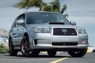 2005 Subaru Forester STi Crystal Grey Manual Wagon.