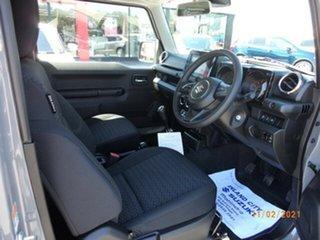2021 Suzuki Jimny Medium Grey 5 Speed Manual 4x4 Wagon