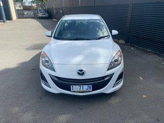 2009 Mazda 3 BL10L1 SP25 Activematic Pearl White 5 Speed Sports Automatic Sedan.