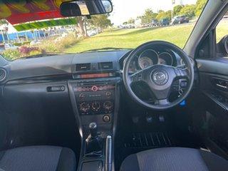 2007 Mazda 3 BK10F2 MZR-CD 6 Speed Manual Hatchback