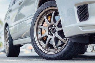 2005 Subaru Forester STi Crystal Grey Manual Wagon