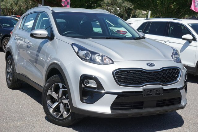 Used Kia Sportage QL MY20 S 2WD Phillip, 2020 Kia Sportage QL MY20 S 2WD Silver 6 Speed Sports Automatic Wagon