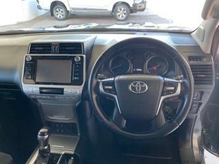2018 Toyota Landcruiser Prado GXL Grey Sports Automatic Wagon
