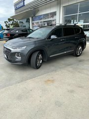 2018 Hyundai Santa Fe TM MY19 Highlander Green 8 Speed Sports Automatic Wagon