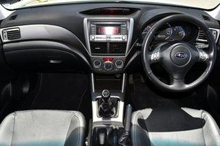 2011 Subaru Forester S3 MY11 XS AWD Satin White Pearl 5 Speed Manual Wagon