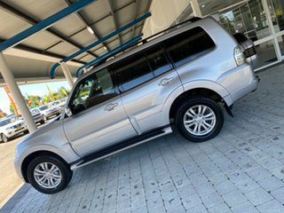 2016 Mitsubishi Pajero NX MY16 Exceed Silver 5 Speed Sports Automatic Wagon