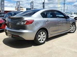 2009 Mazda 3 Grey 6 Speed Automatic Sedan