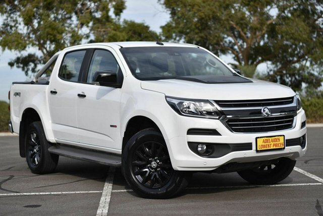 Used Holden Colorado RG MY17 LTZ Pickup Crew Cab Enfield, 2017 Holden Colorado RG MY17 LTZ Pickup Crew Cab White 6 Speed Sports Automatic Utility