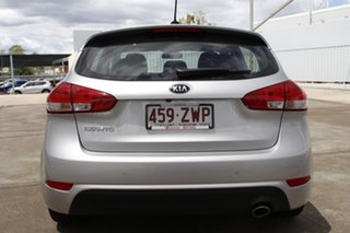 2018 Kia Cerato BD MY19 S Silver 6 Speed Sports Automatic Hatchback