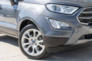 2018 Ford Ecosport BL Titanium Grey 6 Speed Automatic Wagon.
