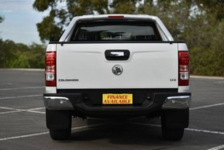 2017 Holden Colorado RG MY17 LTZ Pickup Crew Cab White 6 Speed Sports Automatic Utility