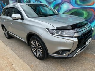 2020 Mitsubishi Outlander ZL MY21 Exceed AWD Sterling Silver 6 Speed Sports Automatic Wagon.